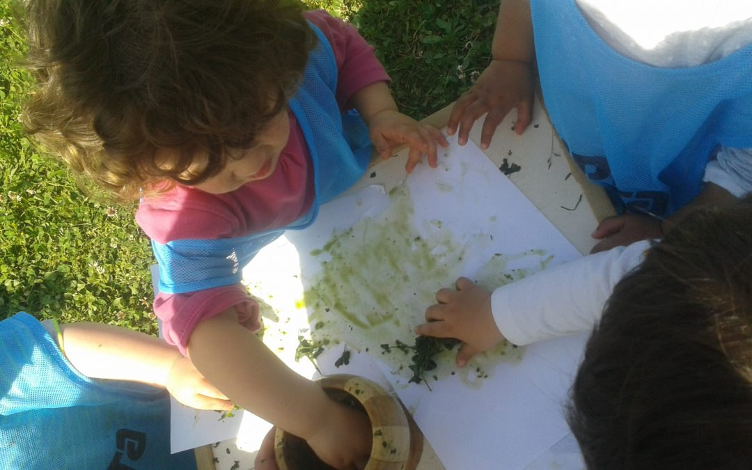 Outdoor Education e igiene