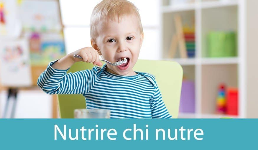 Nutrire chi nutre